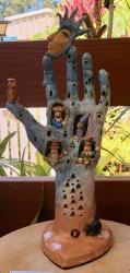Susan's hand