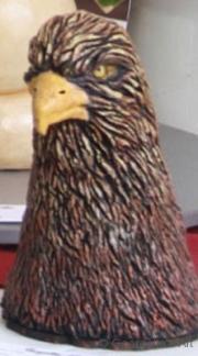 Madhav's eagle