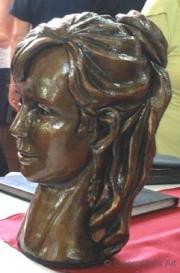 Maureens head 2