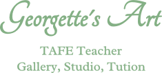 TAFE Teacher, Gallery, Studio, Tuition